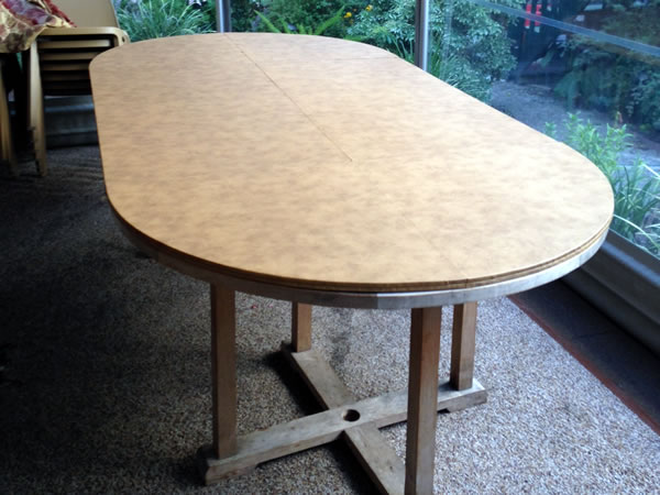 Table Pads Round Extenders, Round Card Table Extender